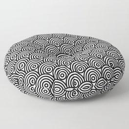 Op Art 147 Floor Pillow