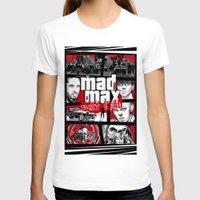 gta T-shirts featuring Mashup GTA Mad Max Fury Road by Akyanyme