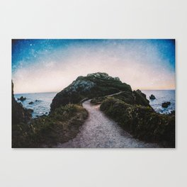 Boundry Canvas Print