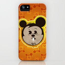 Mousferatu iPhone Case