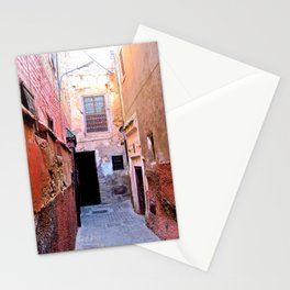 Wandering Marrakech Stationery Cards