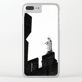 Avignon 2 Clear iPhone Case