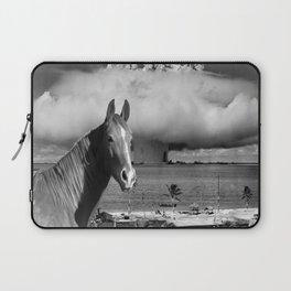 Atomic Horse Laptop Sleeve