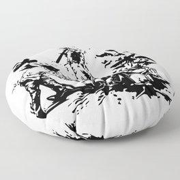 Famous also Fade Floor Pillow