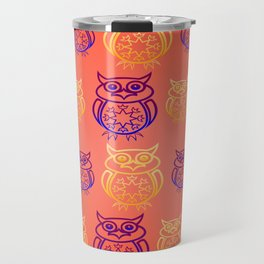 Owl Nation Travel Mug