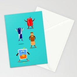 Mr. Juice & Co. Stationery Cards