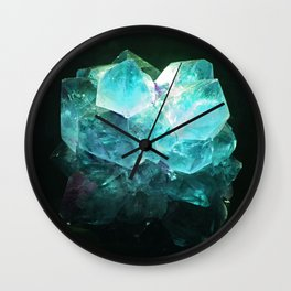 My Magic Crystal Story Wall Clock