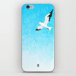Gull (Gaviota) iPhone Skin