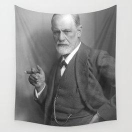 Sigmund Freud Wall Tapestry