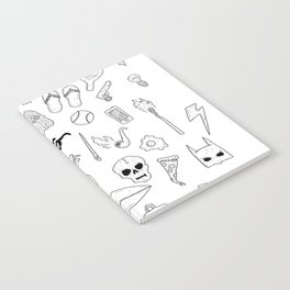 Items Notebook