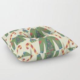 christmas Floor Pillow