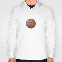 basketball Hoodies featuring Basketball by gbcimages