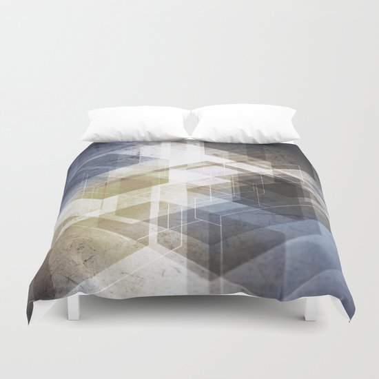 Dream of San Francisco Duvet Cover