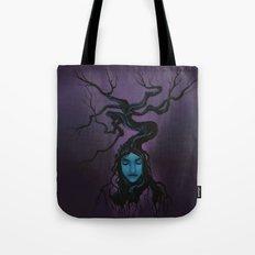 Tree of Mind  Tote Bag