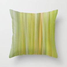 Songlines II Throw Pillow