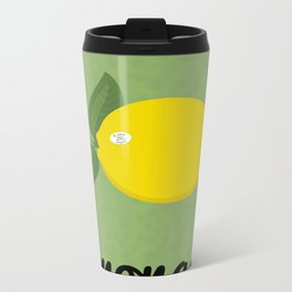 G. Love - Lemonade Metal Travel Mug