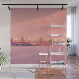 Sunsets Like These - New York City Wall Mural