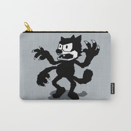 Cartoon Rejects Subject: Cat Carry-All Pouch