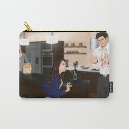 whats for dinner? Carry-All Pouch