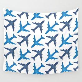 Plane Pattern Wall Tapestry