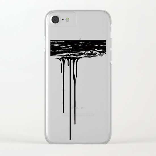 shoredrive Clear iPhone Case