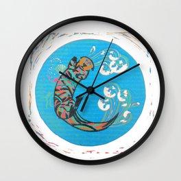 C-Otter Wall Clock