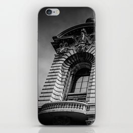 Monte Carlo, Monaco, building iPhone Skin