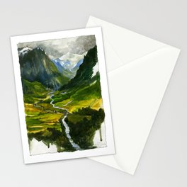 The Hidden Valley (original) Stationery Cards