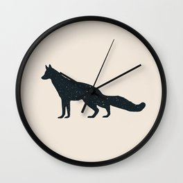Fuchs - Fox Wall Clock