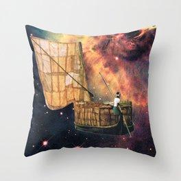 Comfortable Exception Throw Pillow