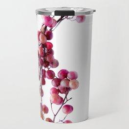 pink pepper Travel Mug