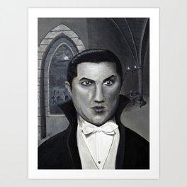 Bella Vampire Art Print