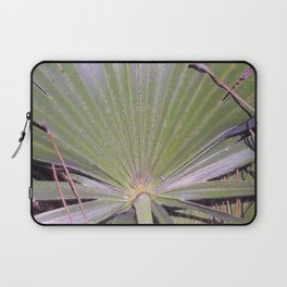 Saw Palmetto Abstract Laptop Sleeve