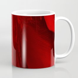 Scarlet Feathers Coffee Mug