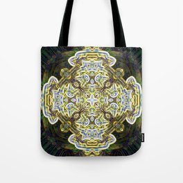 Mandala of Love and Mercy Tote Bag
