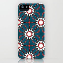 Beautywave Pattern 4 iPhone Case