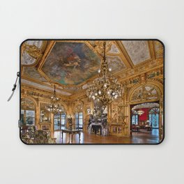 Newport Mansions, Rhode Island - Marble House - Grand Salon Laptop Sleeve