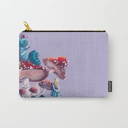 Caterpillar and Alice Carry-All Pouch