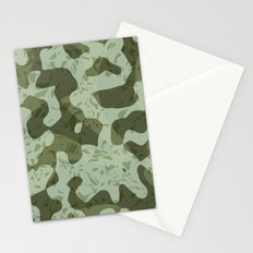 NOISE IV - (Noise Pattern Series) Stationery Cards