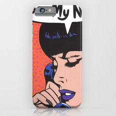 Lose My Number. Slim Case iPhone 6