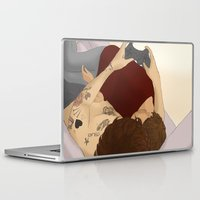 video games Laptop & iPad Skins featuring Video games by wreckthisjessy