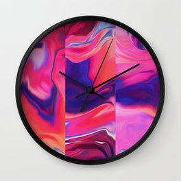 LEF Wall Clock