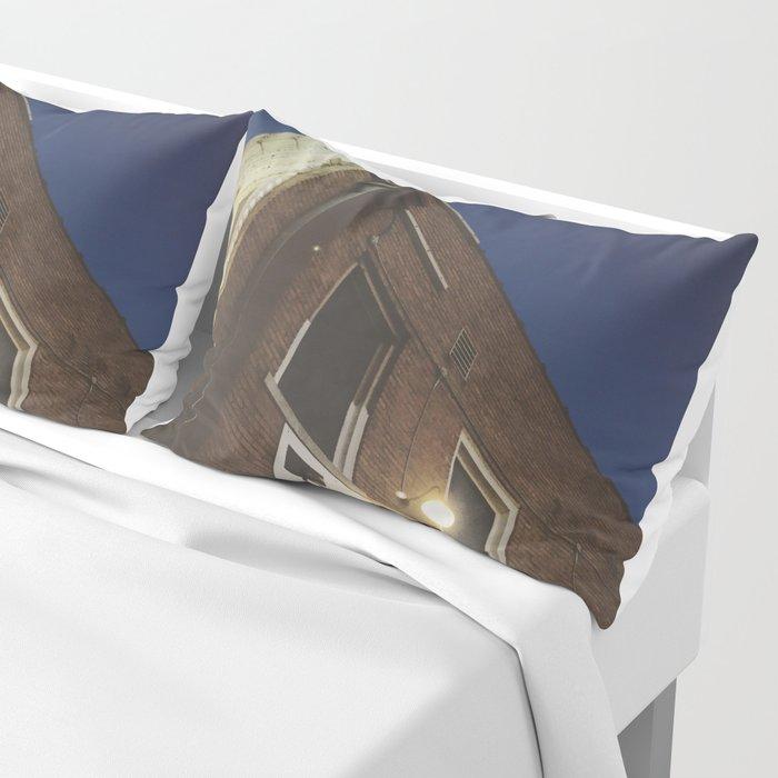 Industrial Glow Pillow Sham