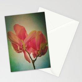 Vintage Spring Flowers Stationery Cards