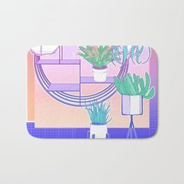 plant life Bath Mat