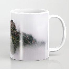 Fantasy Floating Mountain Coffee Mug