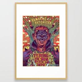 Poster Ty Segall Framed Art Print