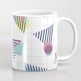 Triangle 90s Coffee Mug
