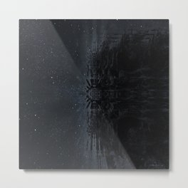 The Void Metal Print