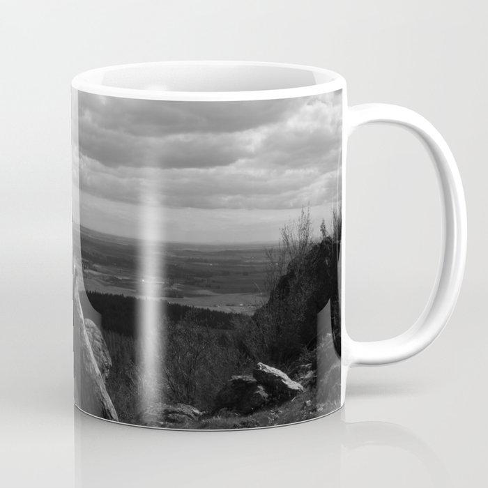 Haunt Strange Far Places Coffee Mug By